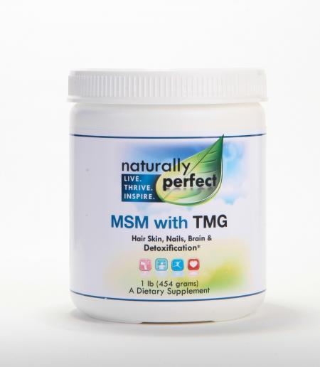 MSM with TMG Powder